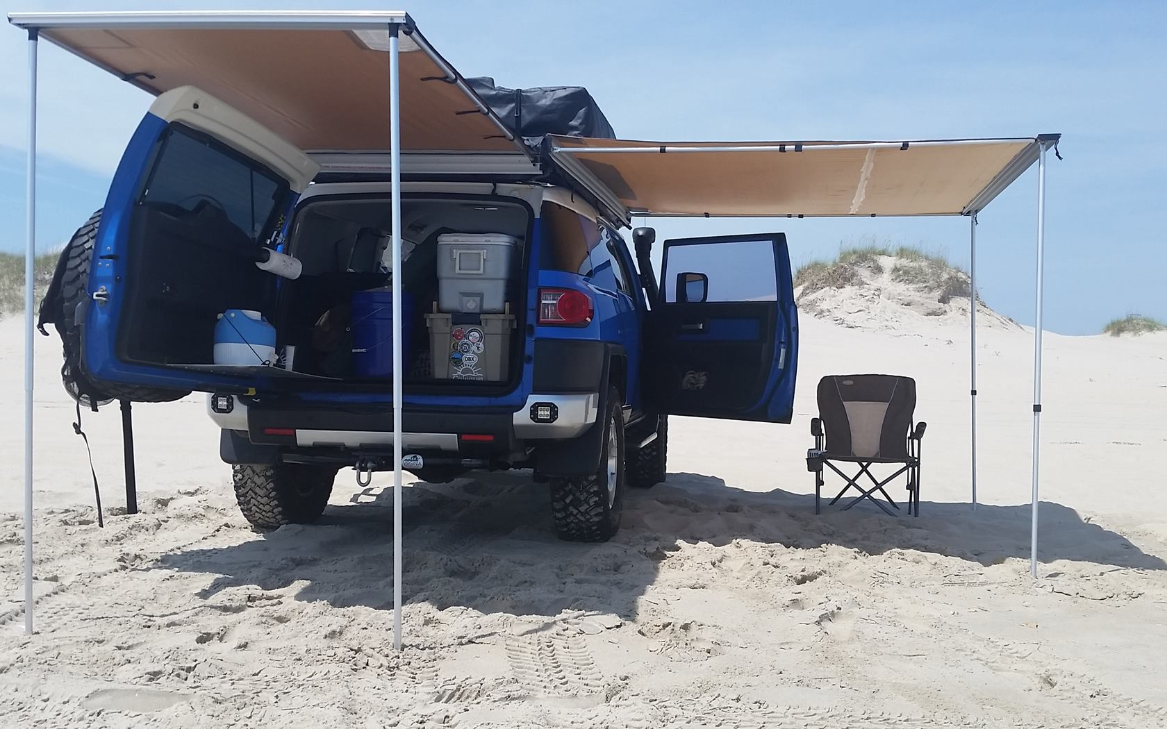 Show Me Your Awnings Page 14 Toyota Fj Cruiser Forum